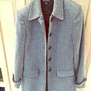 Long Dress Jacket by Kasper